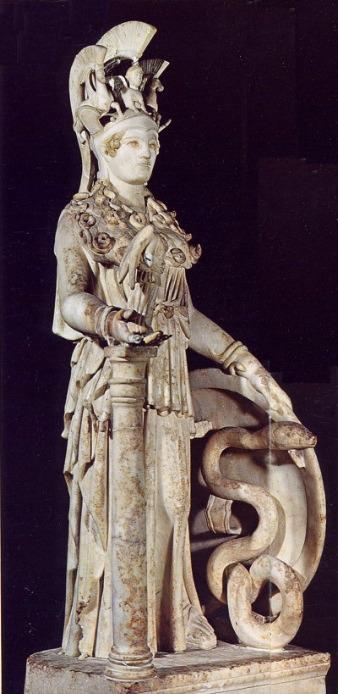 Athena Parthenos Original | www.pixshark.com - Images ...